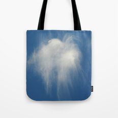 Cloud Bird Tote Bag