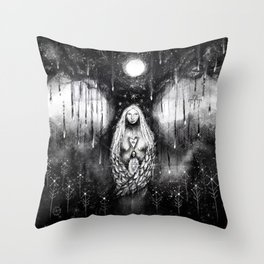Folkvangr - The Field of my Ancestors Throw Pillow