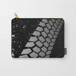 Grunge Skid Mark Carry-All Pouch