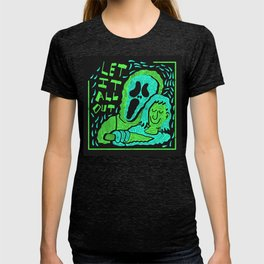 Scream 4 X Tears For Fears T-shirt