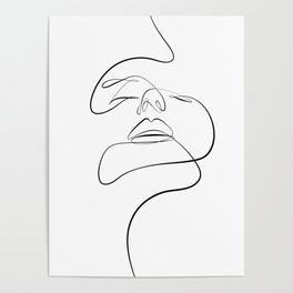 Face of passion Poster