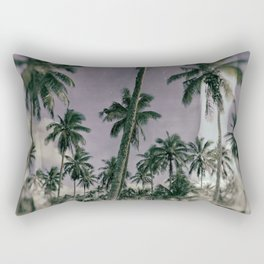 Coconut Farm Rectangular Pillow