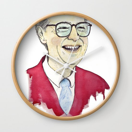 MR. Rogers Wall Clock
