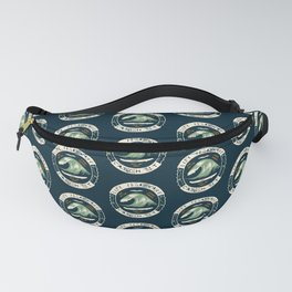 Life is a Wave Fanny Pack