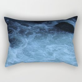 Overhead Rush Rectangular Pillow