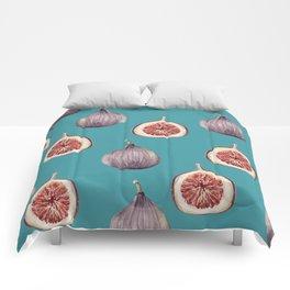Figs #society6 #buyart Comforters