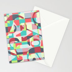 Colorful Language  Stationery Cards