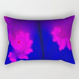 Extra Violet Rectangular Pillow