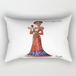 Princess Harriet Tubman (Trumble Cartoon) Rectangular Pillow