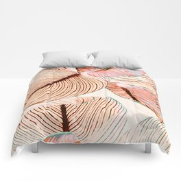 Unbridled - fall Comforters