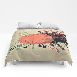 pincushion n. 3 Comforters