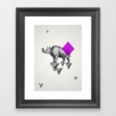 Archetypes Series: Solitude Framed Art Print