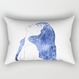Nereid XXIII Rectangular Pillow