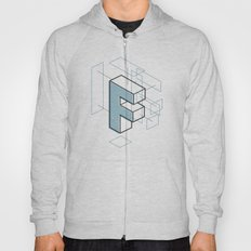 The Exploded Alphabet / F Hoody