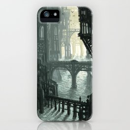 City of Bridges iPhone Case
