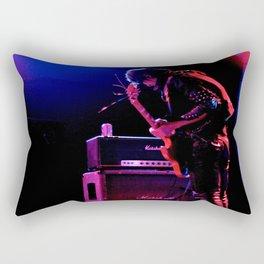 Guitar Wolf/Tuning Up Rectangular Pillow