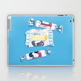 White Rabbit Candy 2 Laptop & iPad Skin