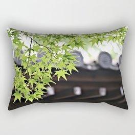 Leaf me to be Rectangular Pillow