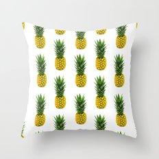 Pineapple Pattern Throw Pillow