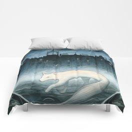 Boundary Walker Comforters