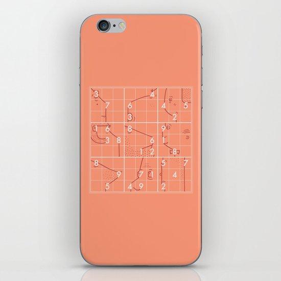 Sudoku! iPhone & iPod Skin