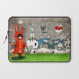 Super Bunny Laptop Sleeve