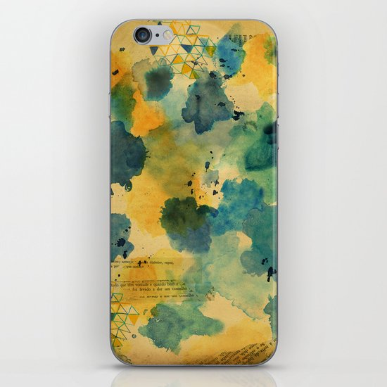 Hidden Treasure iPhone & iPod Skin