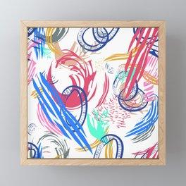Ilusión Framed Mini Art Print