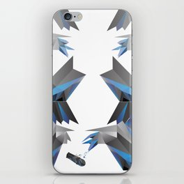 try harder! iPhone Skin