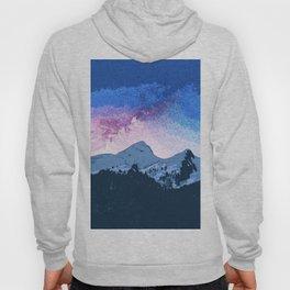 Snow Mountain Beautiful Sky Hoody