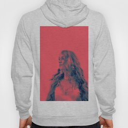 Young woman 5 Hoody