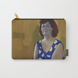 Woman I Carry-All Pouch