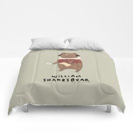 William Shakesbear Comforters