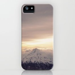 Mt. Hood iPhone Case