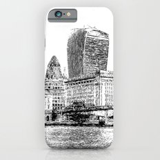 City of London Art Panorama Slim Case iPhone 6s