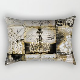 Danse Paree Rectangular Pillow