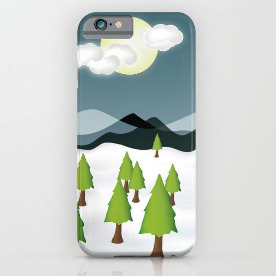 Midnight Isolation iPhone & iPod Case