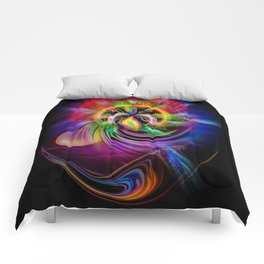 Abstract Perfection 60 Comforters