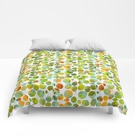 nice_feuilles_Clair Comforters