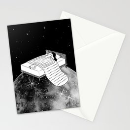 Healing Night Stationery Cards