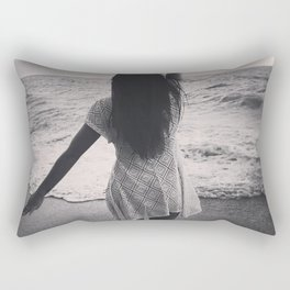 She's Home Rectangular Pillow