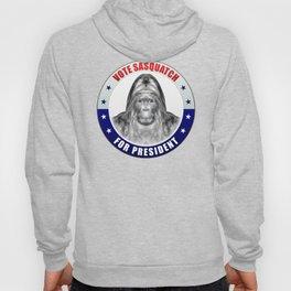 Sasquatch For President Hoody