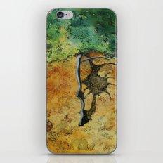 TIERRA (II) iPhone & iPod Skin