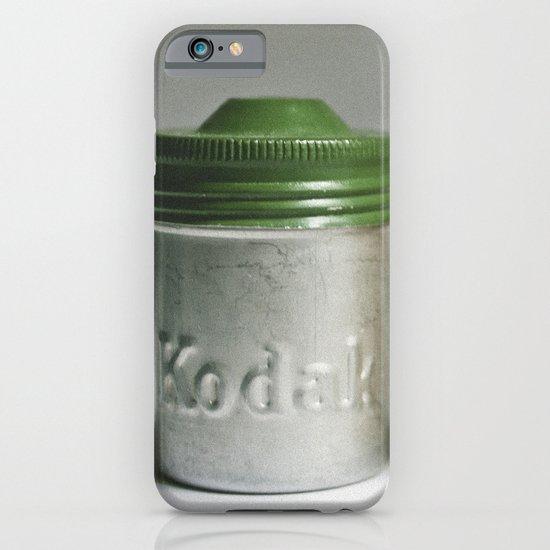 Vintage Kodak Film Canisters iPhone & iPod Case