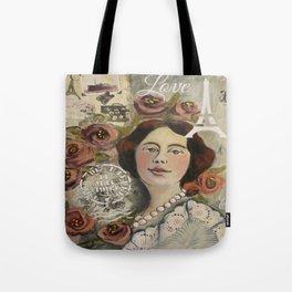 Roseline Tote Bag
