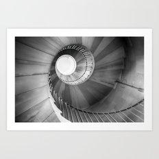 Building architecture Art Print
