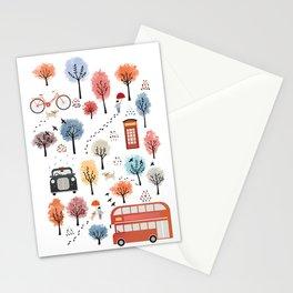 London transport Stationery Cards