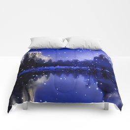 Enchanted Lake Comforters
