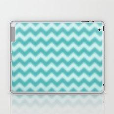 Chevron Turquoise Berry Laptop & iPad Skin