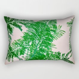 Fern Perspective Rectangular Pillow